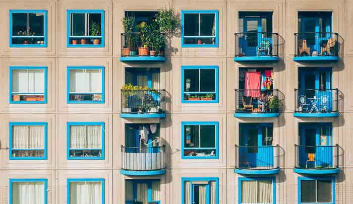 Balkonvoliere schnell und einfach aufbauen